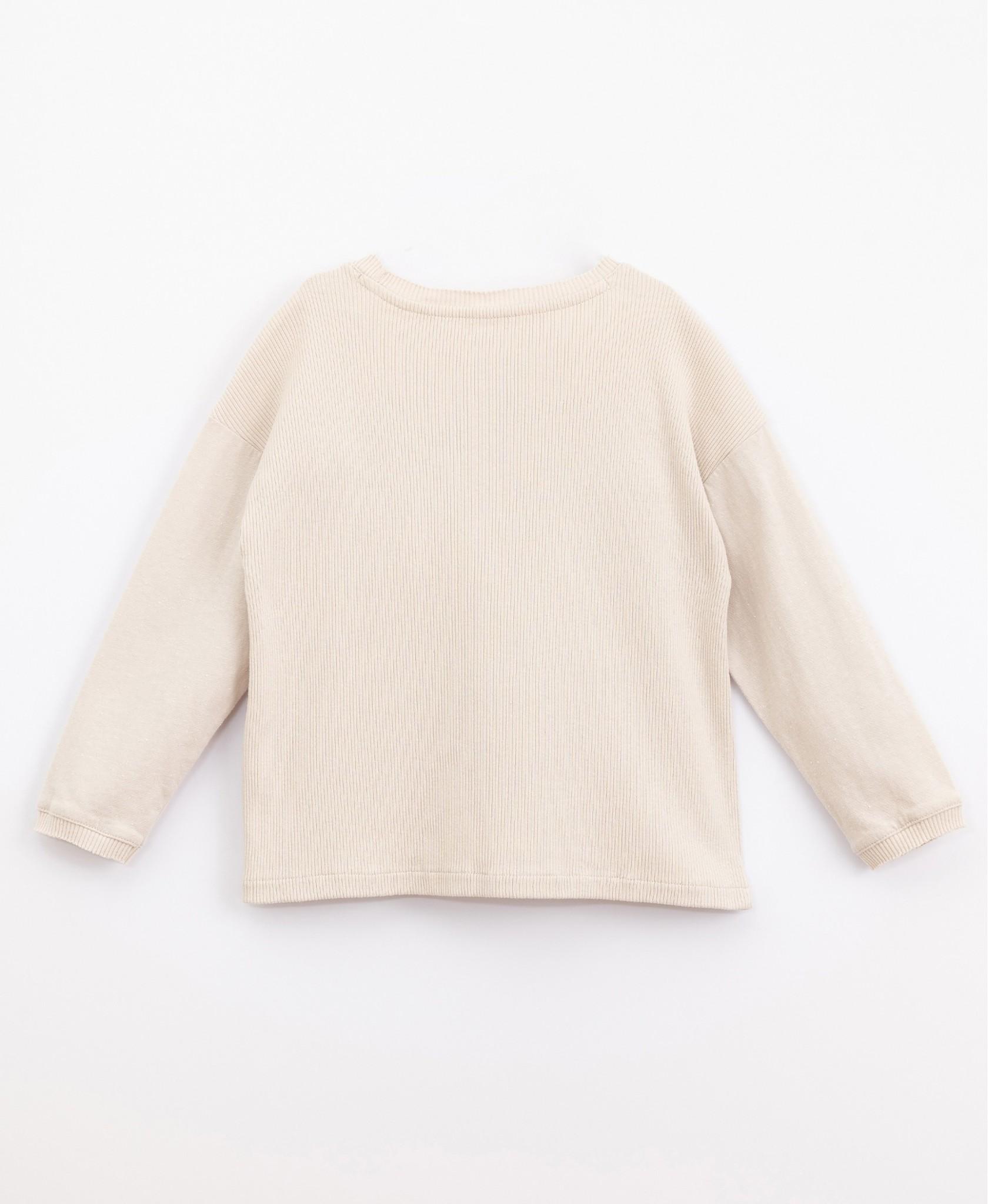 Play-up Mixed T-Shirt | Miró