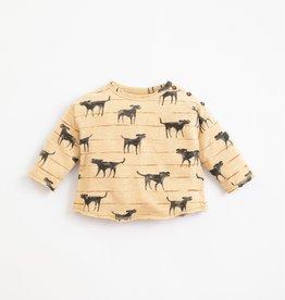 Play-up Printed Jersey T-shirt | Olivia