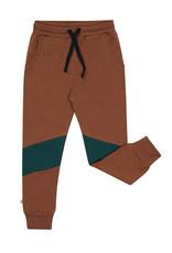 CarlijnQ Backpack | sweatpants brown