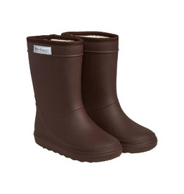 en'fant Thermo Boots Solid | Dark Brown