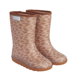 en'fant Thermo Boots Print | Leather Brown