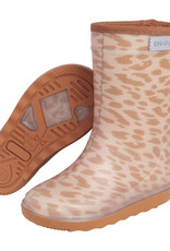 en'fant Thermo Boots Print   Leather Brown