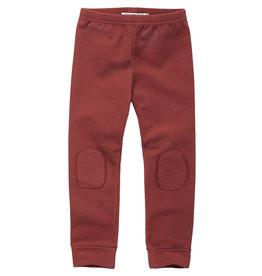 Mingo Winter Legging | Brick Red