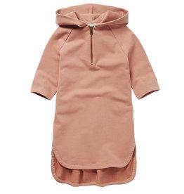 Mingo Sweat Dress | Chocolade Milk