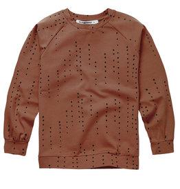 Mingo Long sleeve | Dewdrops Burnished Leather