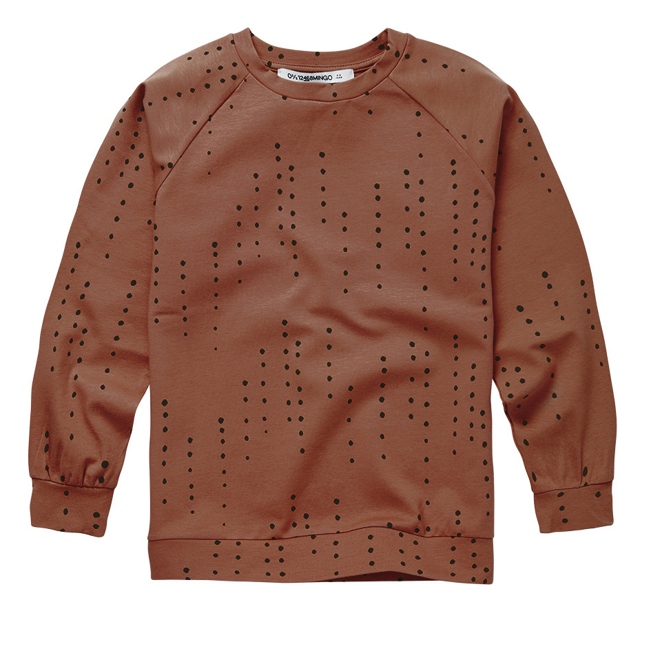Mingo Long sleeve   Dewdrops Burnished Leather