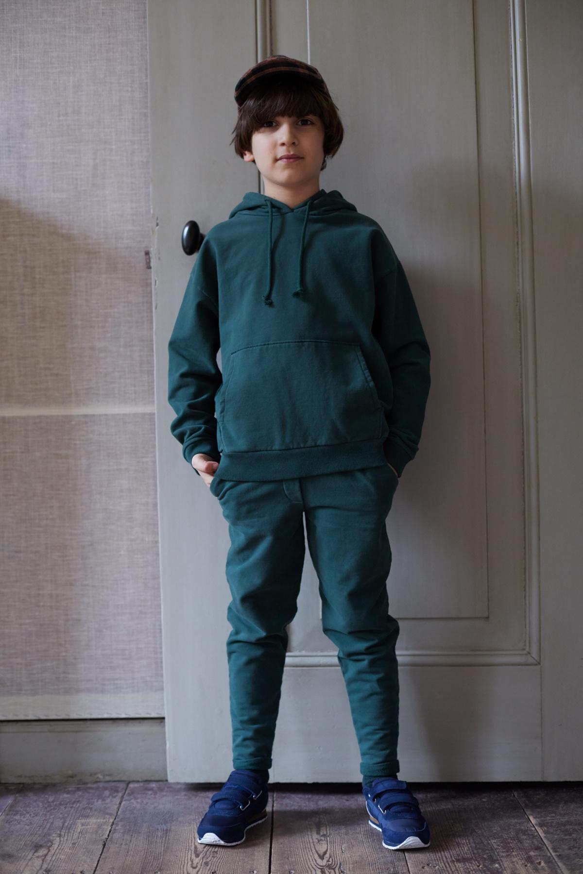 Mingo Sweat Pants | Dark Emerald