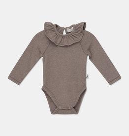 My Little Cozmo Bodysuits  Bella | Taupe