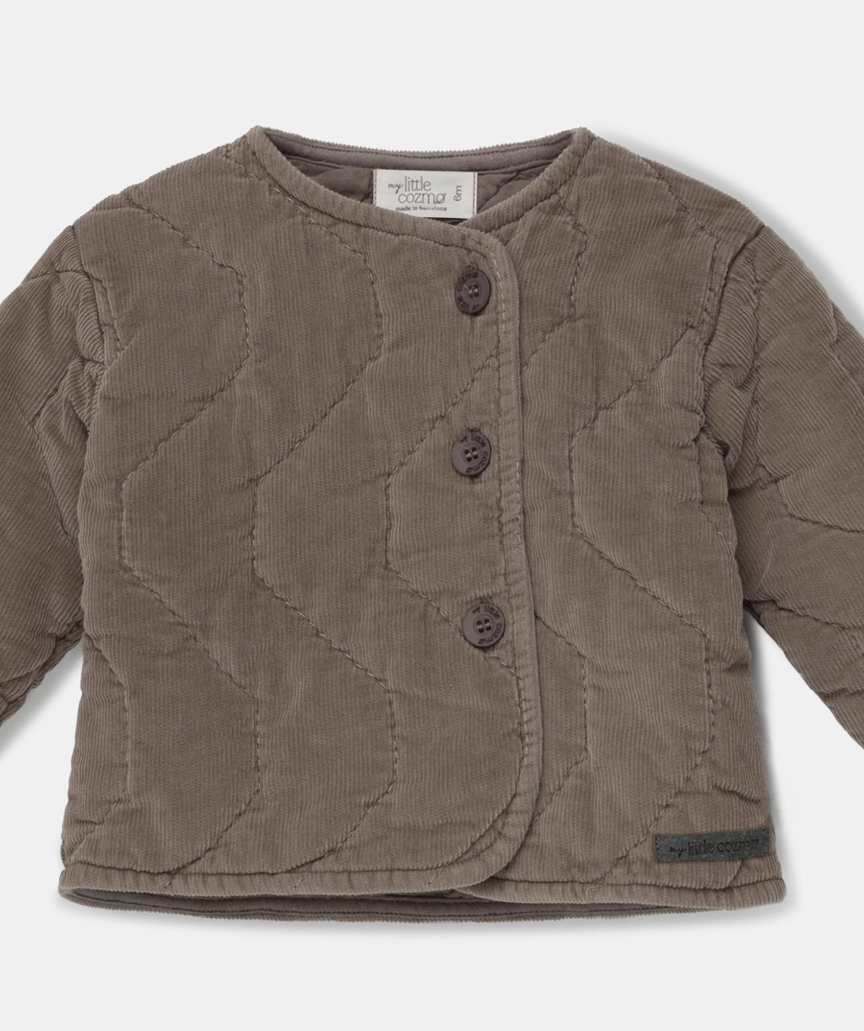 My Little Cozmo Coats ans Jackets Lonan | Stone
