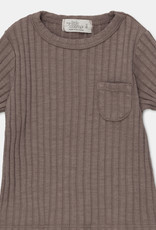 My Little Cozmo T-Shirt Marcel | Taupe