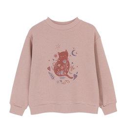Kids on the moon Cosmic Field sweatshirt