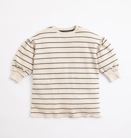 Play-up Striped Jersey Dress   Miró