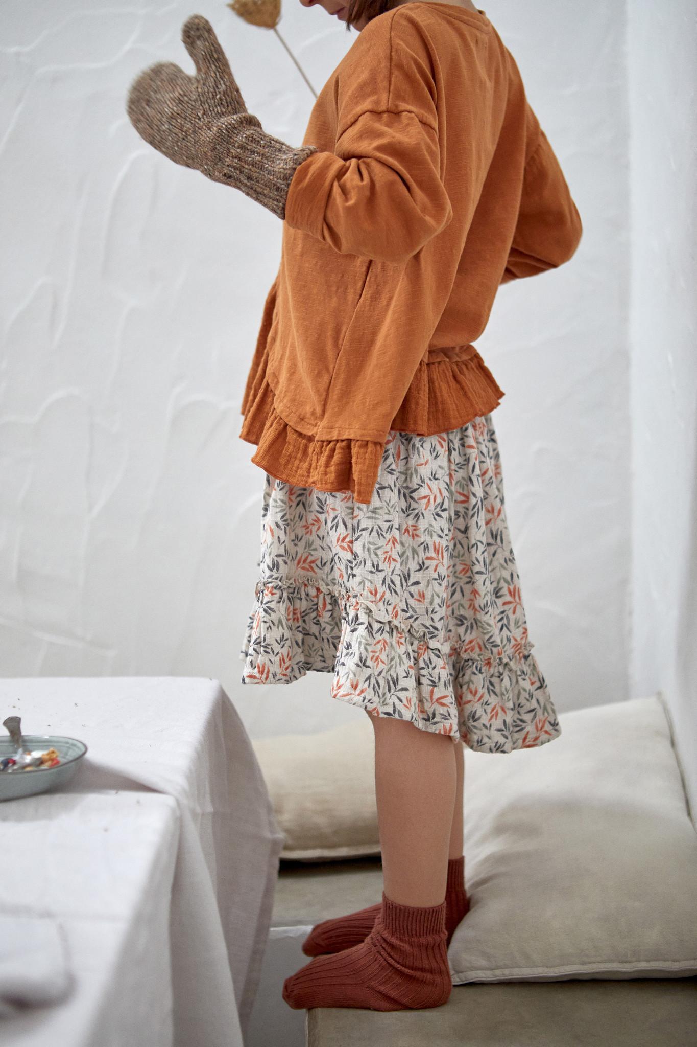 Play-up Woven Skirt   Miró