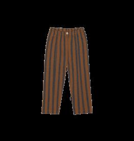 House of Jamie Girls treggings | Ginger bread & Granite stripes