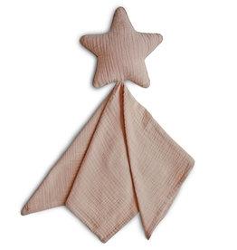Mushie Lovely Blanket | Star Naturel