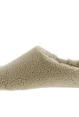 Victoria pantoffel beige