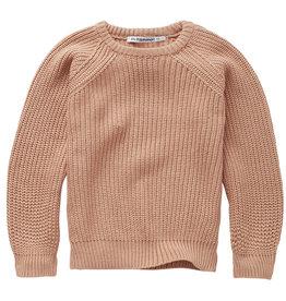 Mingo Knit Sweater | Chocolate Milk