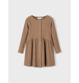 Lil Atelier Ls dress Lil | Woodsmoke