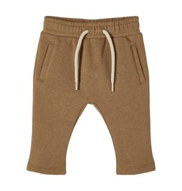 Lil Atelier Loose Sweat Pant | Otter