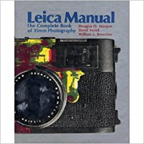 book Leica Manual - Complete Book of 35mm Photography 15th Edition