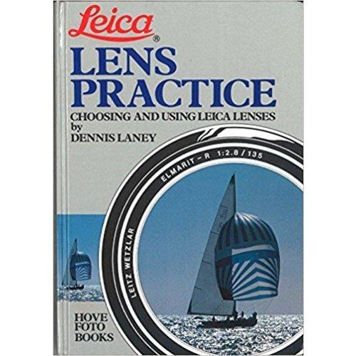 book Leica Lens Practice - D Laney