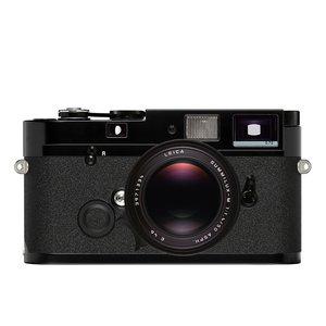 Leica MP 0.72 black paint finish