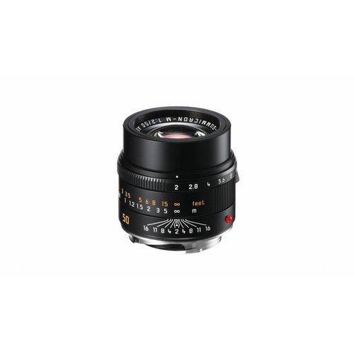 Leica APO-SUMMICRON-M 50mm f/2 ASPH., black anodized finish