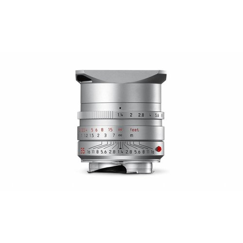 Leica SUMMILUX-M 35 mm f/1.4 ASPH., silver anodized finish