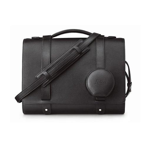 Leica Day Bag, leather black
