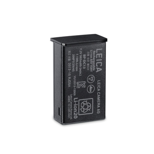 Leica Lithium-Ion-Battery BP-DC13, black