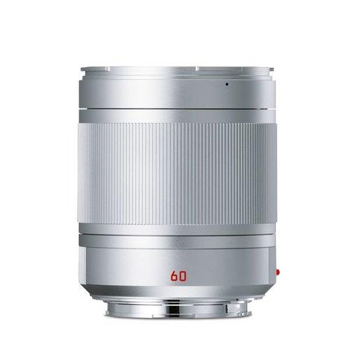 Leica APO-MACRO-ELMARIT-TL 60mm f/2.8 ASPH., silver anodized