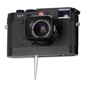 Leica LEICAVIT M black paint finish