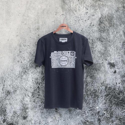 Cooph GmbH T-Shirt ONE EYED TWO