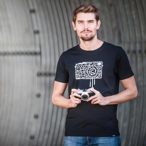 Cooph GmbH T-Shirt TIMEOGRAPHER