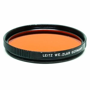 Leica 55mm Orange Filter