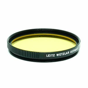 Leica 55mm Yellow Filter