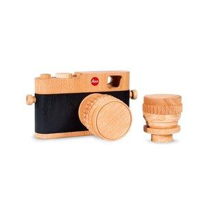 Leica Wooden Camera