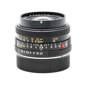Leica 28mm f/2.8 Elmarit - R (ROM)