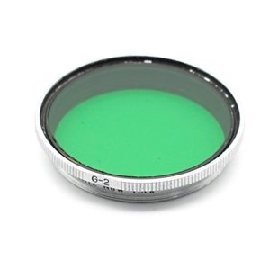 Leica G 2 Green Summitar Filter