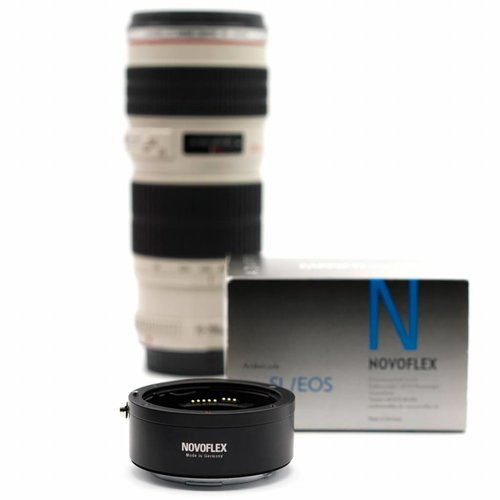 Novoflex SL-EOS Adapter