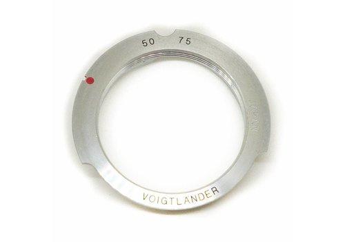 Voigtlander M Screw Adapter 50/75mm