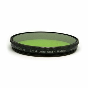 Leica 200mm Telyt  Green Filter