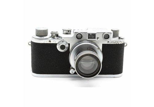 Leica IIIc + 5cm f/2.0 Summar