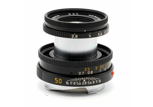 Leica 50mm f/2.8 Collapsible Elmar M