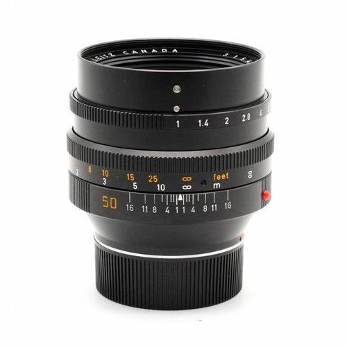 Leica 50mm f/1.0 Noctilux x385