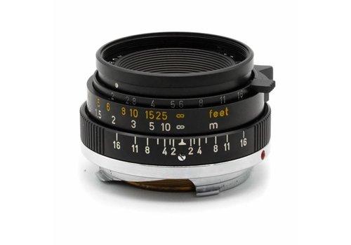 Leica 35mm f/2 Summicron Mk II