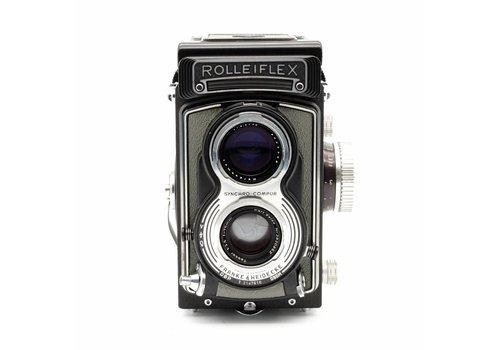 Rollei T Grey + R1 Hood & Filter Set in Case