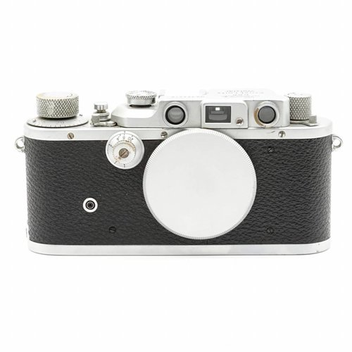 Leica IIIb Body + Case