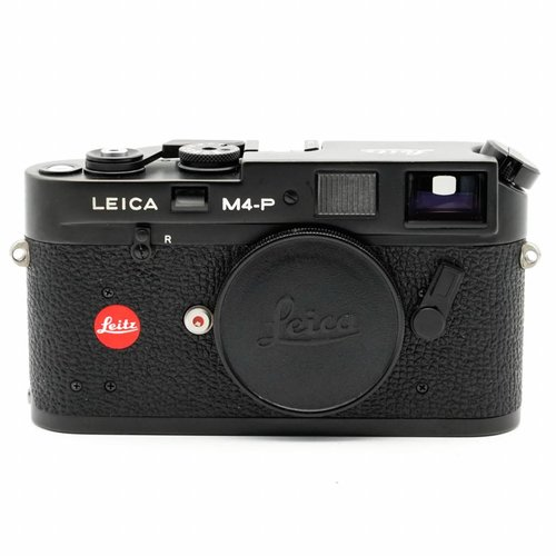 Leica M4-P Black Chrome