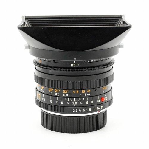Leica 19mm Elmarit R (version II)